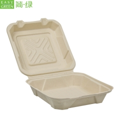 Sugar Cane Food Container To Go Containers Food Disposable Biodegradable