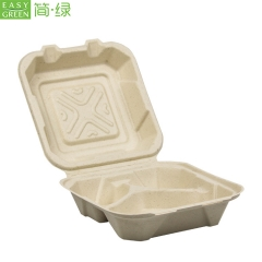 Takeaway Food Disposable Containers Biodegradable