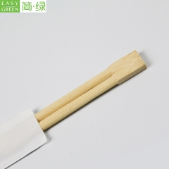 Reusable Round Bulk Disposable Bamboo Chopsticks